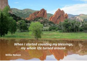Garden of the Gods Reflection of Gratitude