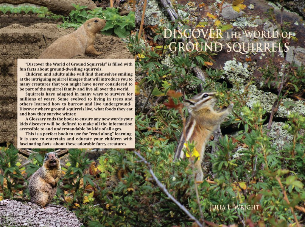Discover the World of Groud Squirrels