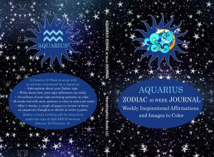 Aquarius Zodiac Journal