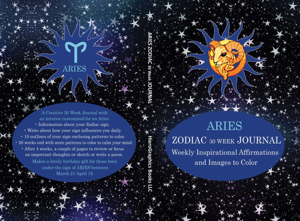 Aries Zodiac Journal