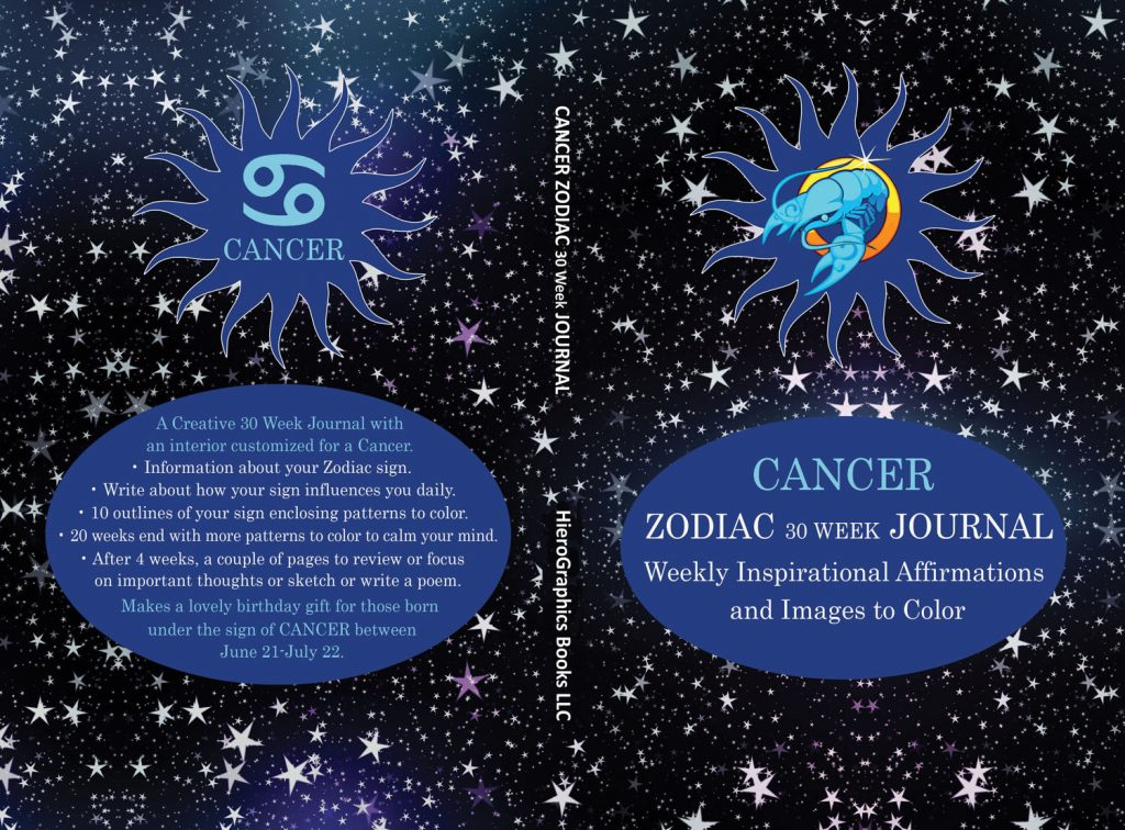 Cancer Zodiac Journal