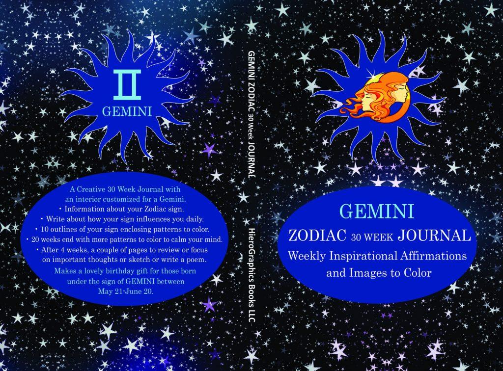 Gemini Zodiac Journal