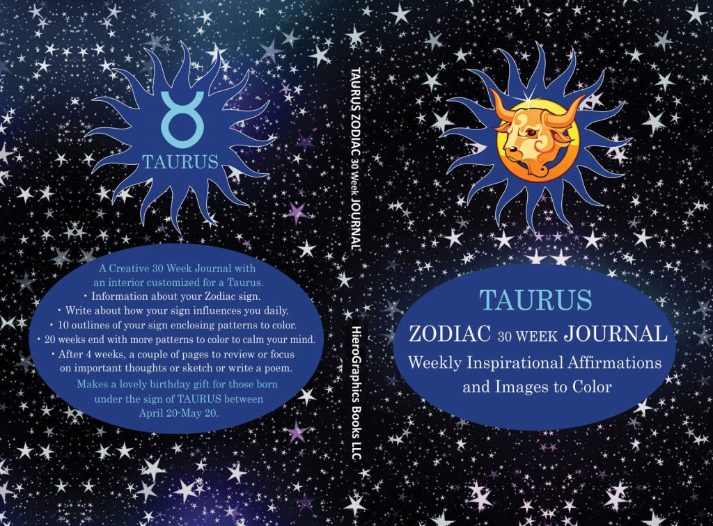 Taurus Zodiac Journal
